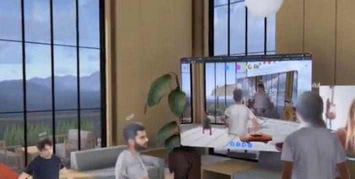 Виртуальная реальность workspace startup Spatial предлагает бесплатную версию для пользователей. Все, что вам нужно, - это веб-браузер
