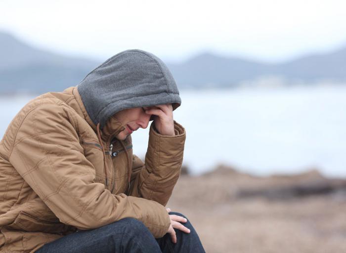 Почему вы постоянно чувствуете усталость: депрессия