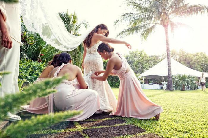 10 роскошных экзотических мест для свадьбы