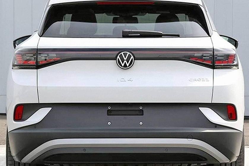 Электрический кроссовер без какой-либо маскировки: Volkswagen ID.4 рассекретили в Сети (фото)