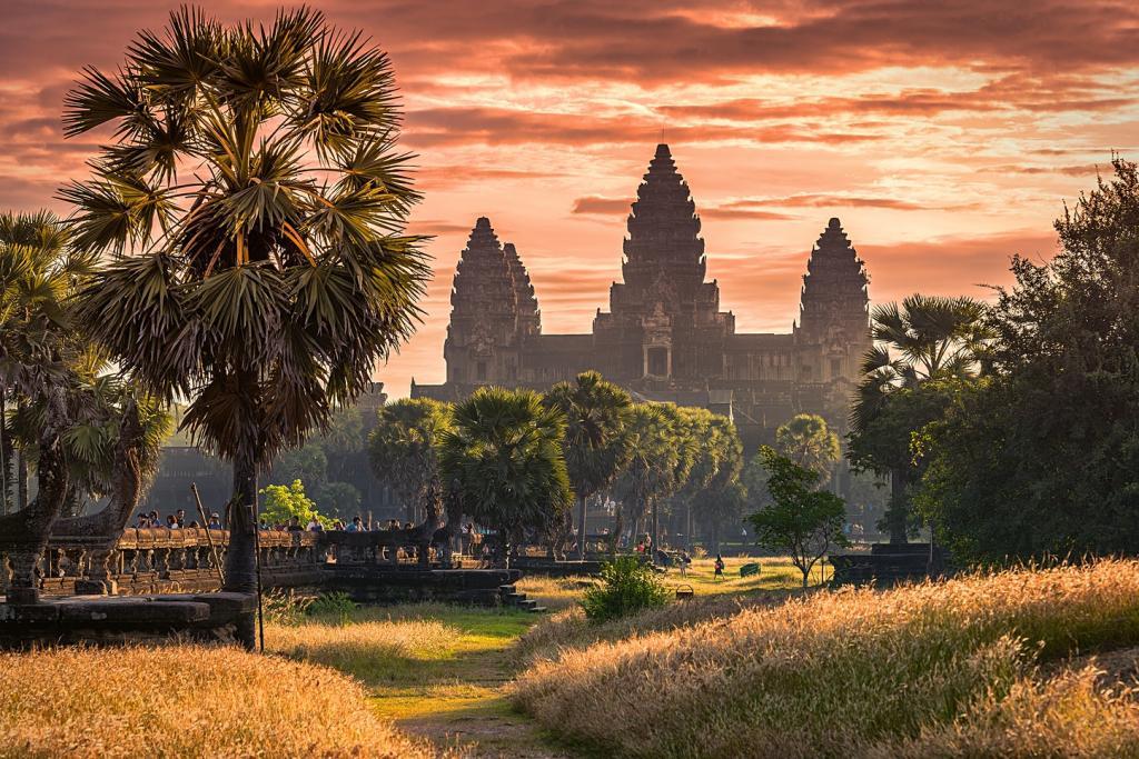 На всякий пожарный: Камбоджа потребует от путешественников депозит 3000 $ от коронавируса. Не заболеете – деньги вернут при выезде