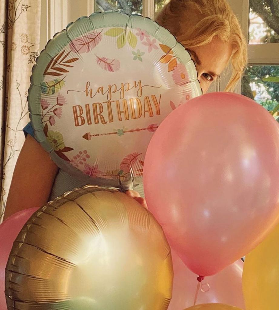 Николь Кидман исполнилось 53 года. Супруг Кит Урбан и коллега Риз Уизерспун отправили актрисе трогательные поздравления