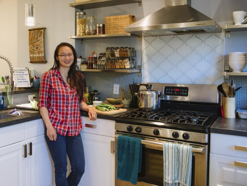 Женщина из Торонто устроила марафон на карантине, даже не подозревая об этом: она все время готовила разные блюда