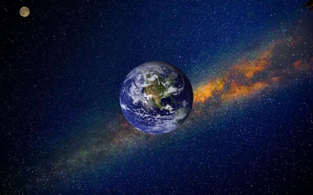 Что произойдет, если игла ударится о Землю со скоростью света?