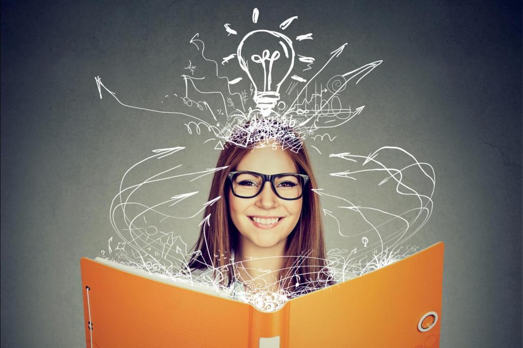 Читать что-то непривычное каждый день. Лайфхаки для быстроты и остроты мысли