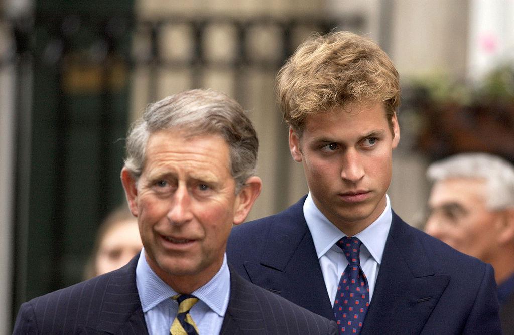 Между принцем Чарльзом и Уильямом всегда были напряженные отношения, связанные не только с Дианой: в День отца старые обиды были забыты
