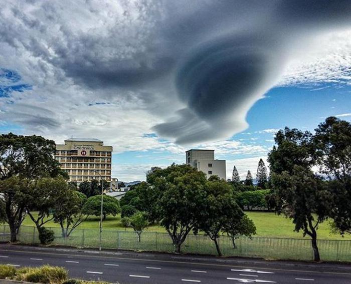«НЛО-облака» над Южной Африкой: есть ли этому разъяснение?
