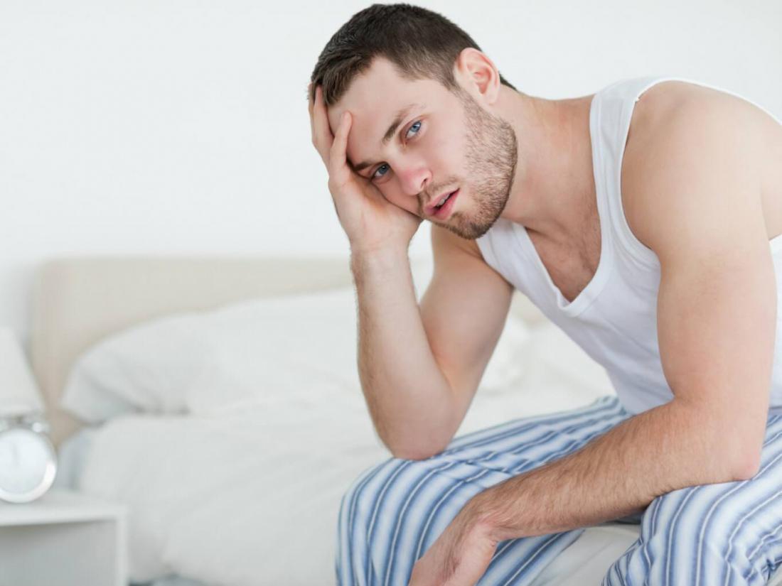 Парень пятй день не занимается со мной сексом