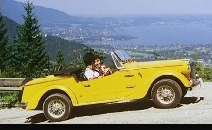 Siata Spring 1969 года: в Америке нашли редкий экземпляр спорткара, созданного на базе Fiat 850