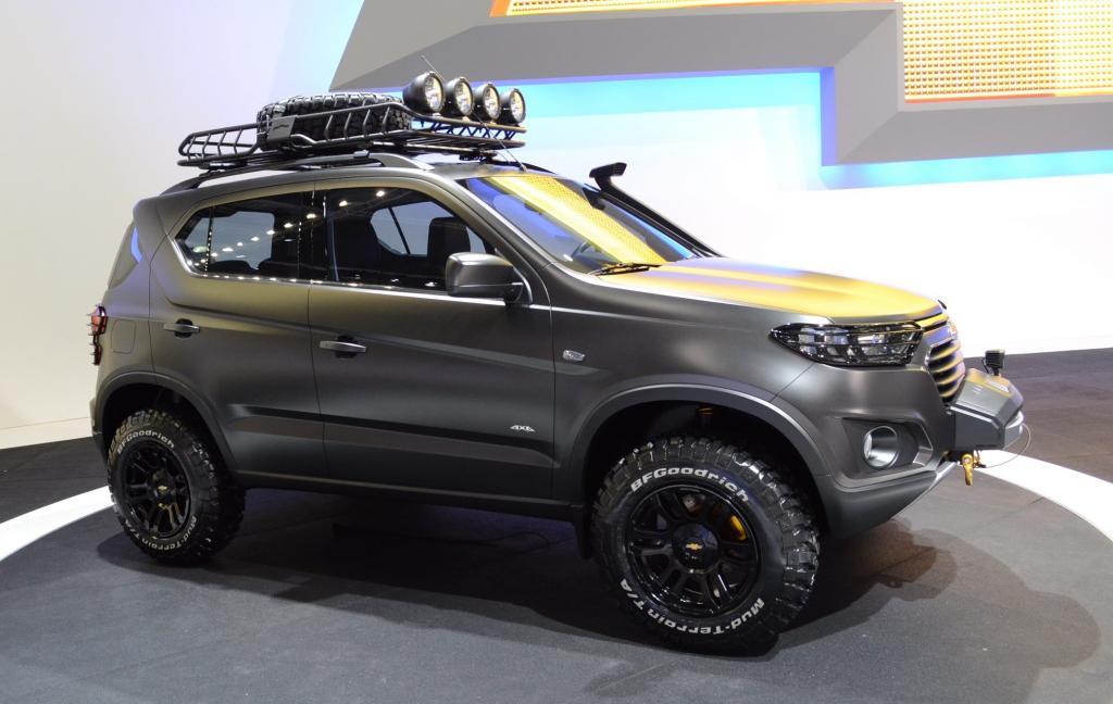 Chevrolet Niva обновится: через 3 года АвтоВАЗ выпустит в продажу новую версию. Главная изюминка - цена