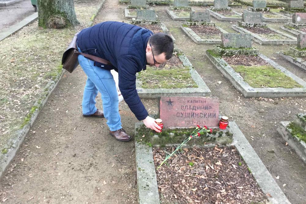 Памятник фронтовому кинооператору: кто такой Владимир Сущинский и почему в Подмосковье появится посвященный ему монумент