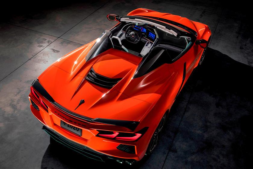 Новый спойлер: GM создали прототип Chevrolet Corvette Stingray 2020 на 75 % напечатанный на 3D-принтере