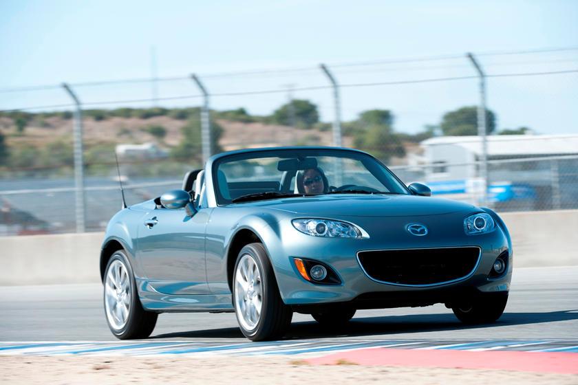 Улучшен воздушный поток: представлен новый пакет тюнинга для NC Mazda Miata