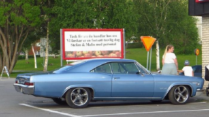"""""""Мой босс ездит на той же модели авто, что и я"""" - в Швеции мужчины не хвастаются автомобилями"""