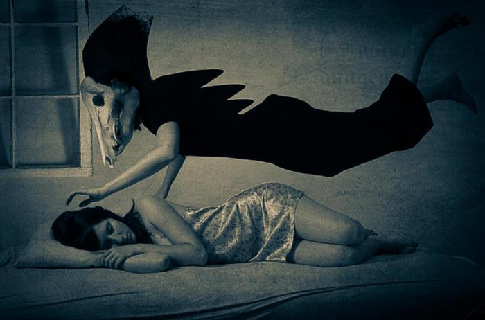 Сонный паралич испытываю оргазм во сне