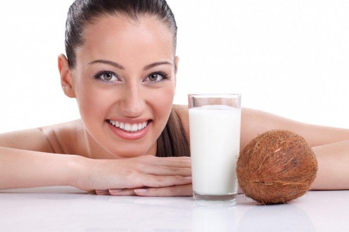 кокос для здоровья