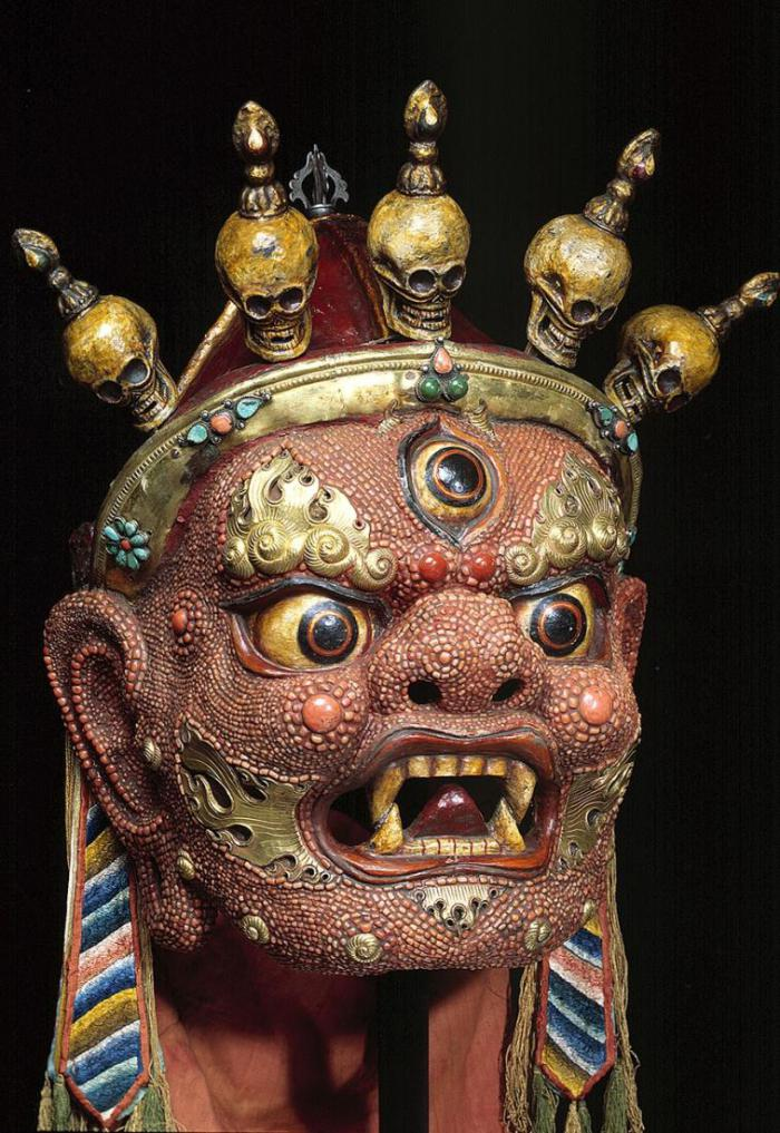 Тибет -