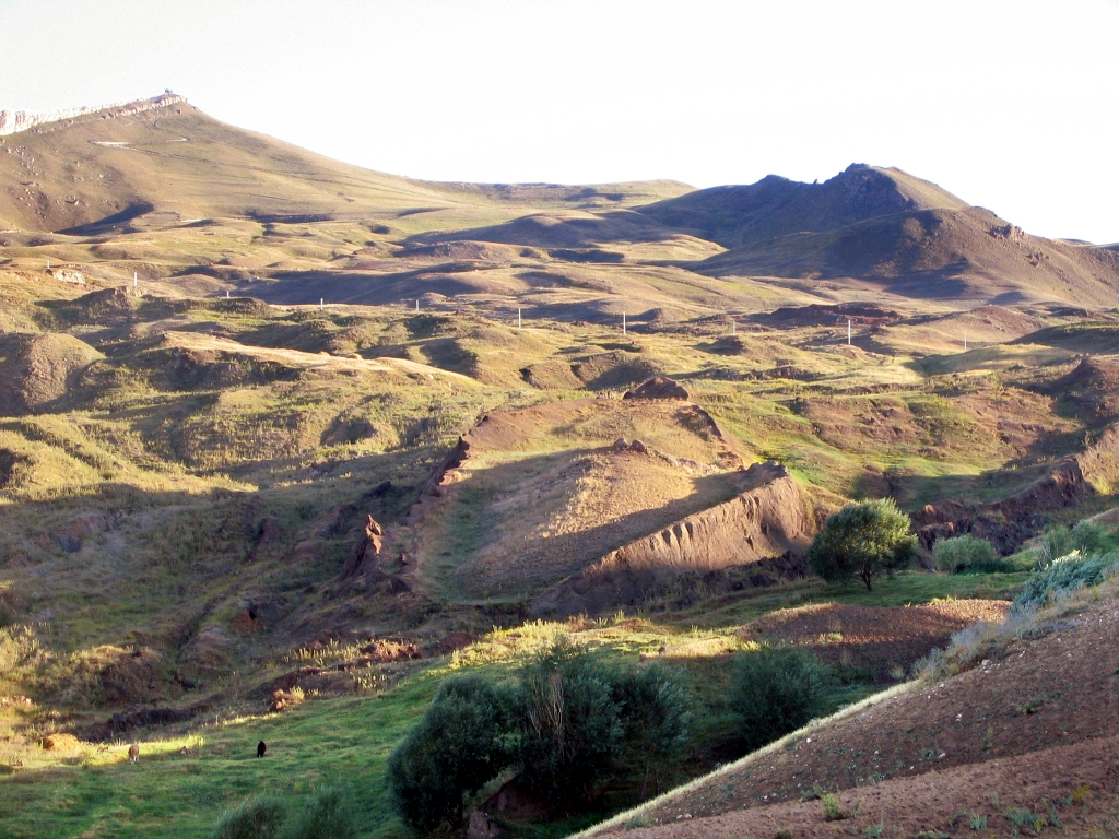Гора с сюрпризом: ученые пытаются разгадать главную загадку священного Арарата