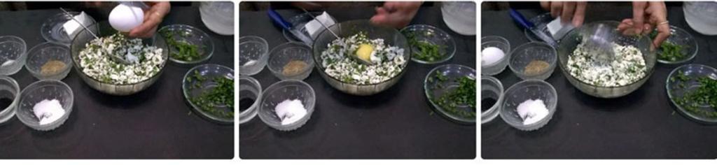 """Люблю побаловать домашних выпечкой и подбираю новые рецепты: арабские пирожки с сыром и мятой пошли на """"ура"""": фото приготовления пошагово"""