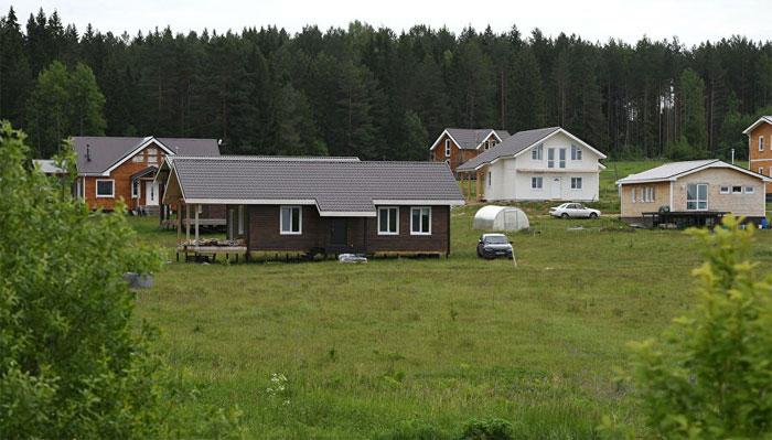 Российская молодежь все чаще предпочитает деревенскую жизнь