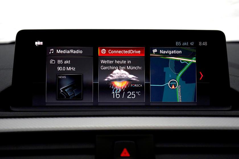 На переднем крае технологических достижений: BMW добавляет для моделей 2021 спутниковое радио SiriusXM Tech