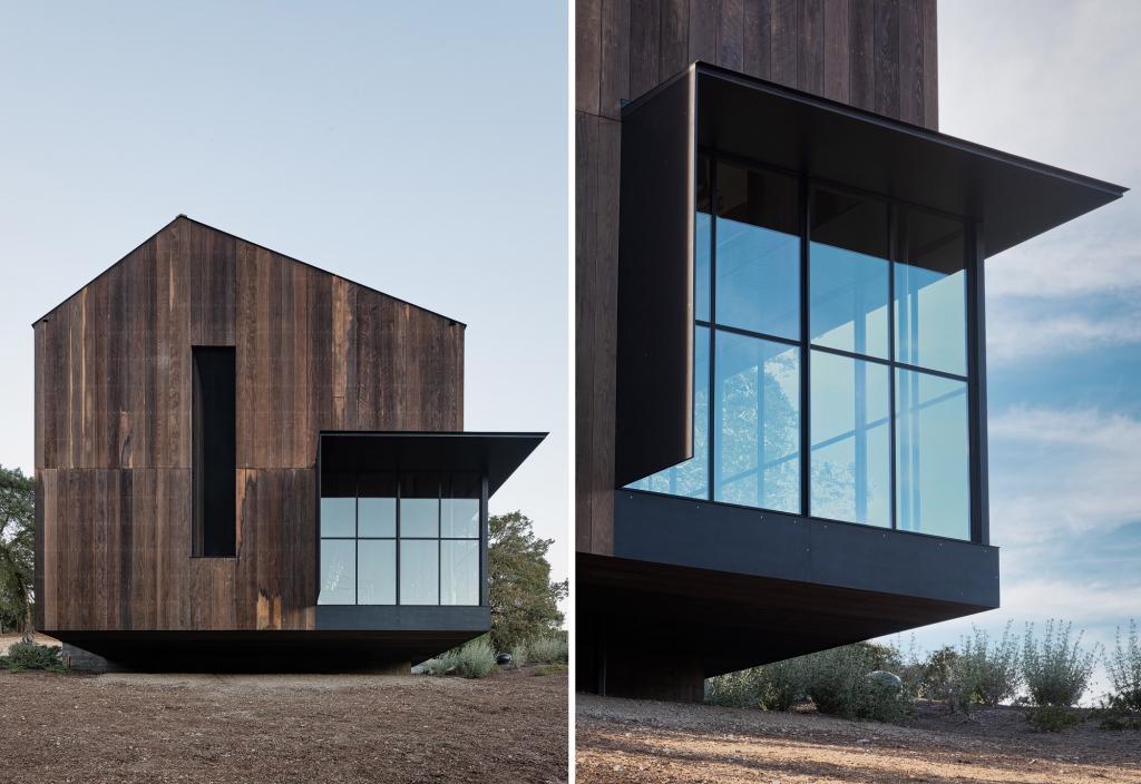 Сложно подумать, что кто-то захотел построить дом, похожий на амбар. Но это пока не увидишь, как он выглядит внутри: фото