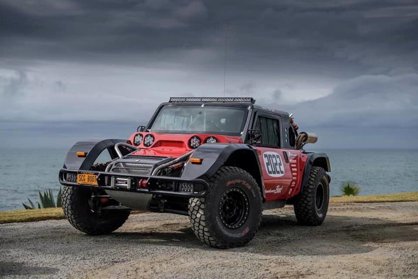 Автомобиль, который может быть собран покупателем самостоятельно: объявлено о начале производства Baja SCG 008