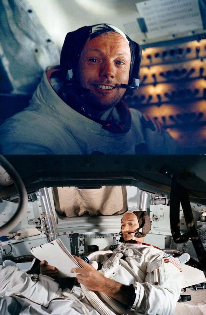 """""""Если что-то пойдет не так, они умрут в открытом космосе"""": 51 год назад люди впервые высадились на Луну – малоизвестные факты о прилунении """"Аполлона-11"""""""