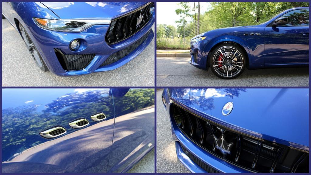 Новая модель Maserati Levante GTS SUV: 550 лошадиных сил, красный интерьер и впечатляющий двигатель