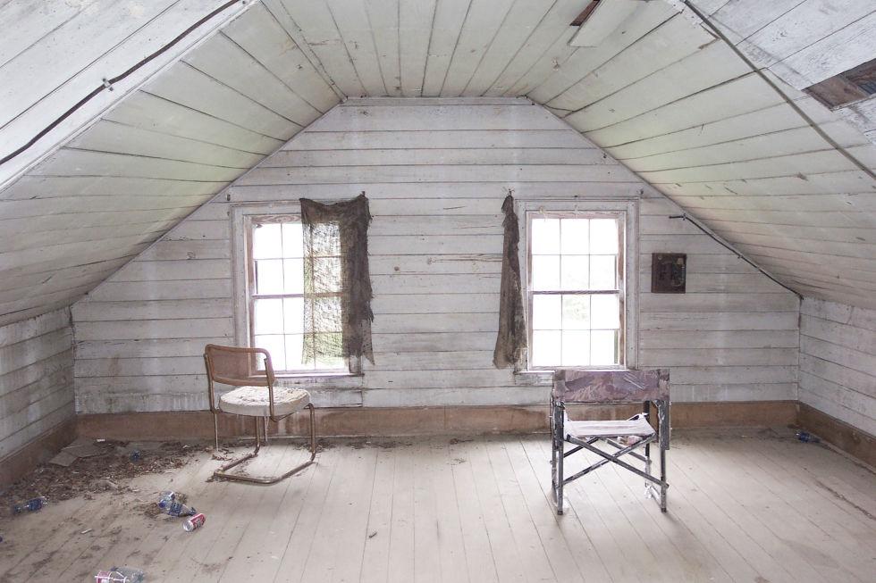 Дом 1820 года долгое время стоял в запущенном состоянии: как его изменили