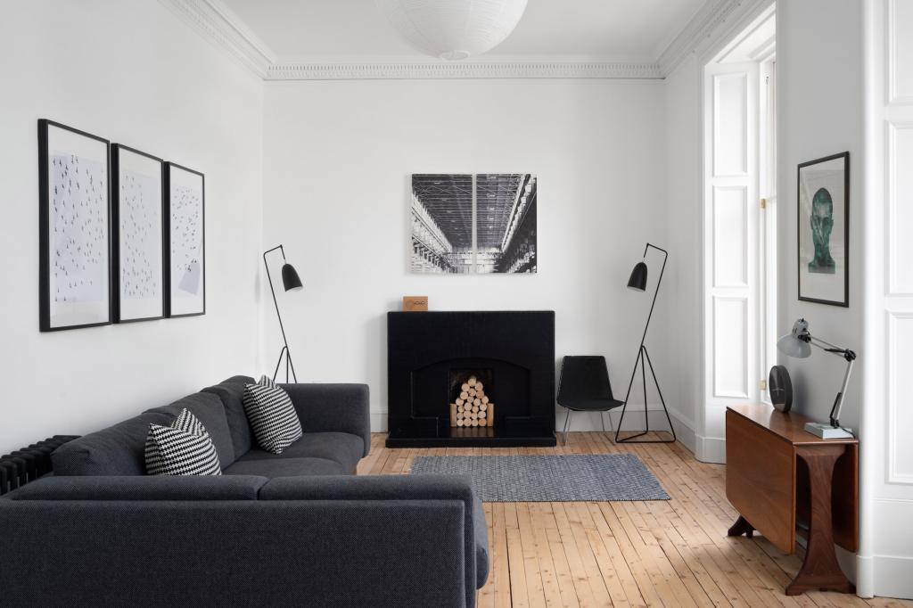 Что бывает, когда покупают квартиру и решают отремонтировать ее сами дизайнеры: фото после реконструкции