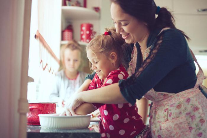 8 вещей, которые необходимо гласить своим детям каждый денек