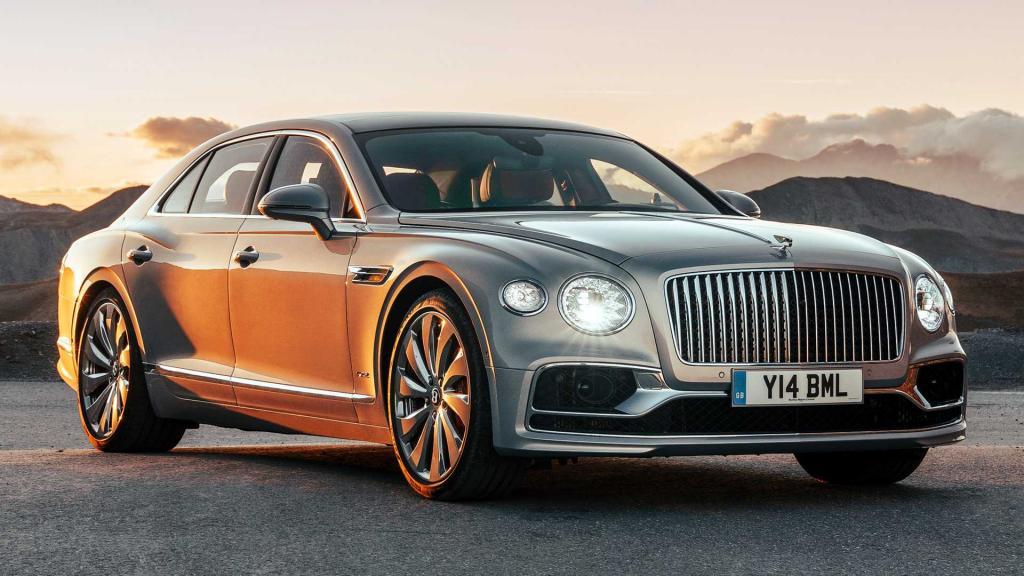 Потребовалось 18 месяцев, чтобы разработать мировую премьеру: Bentley предлагает большой выбор новинок