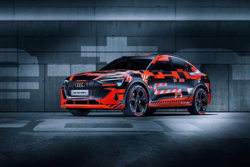 Новинка на рынке электромобилей: Audi разрабатывает двунаправленную зарядку и 25 моделей к 2025 году