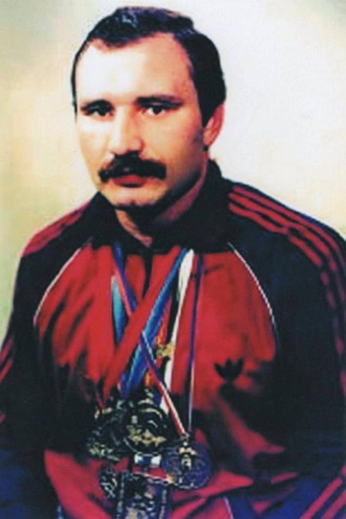Ягубкин приносил награды на шахту к родителям