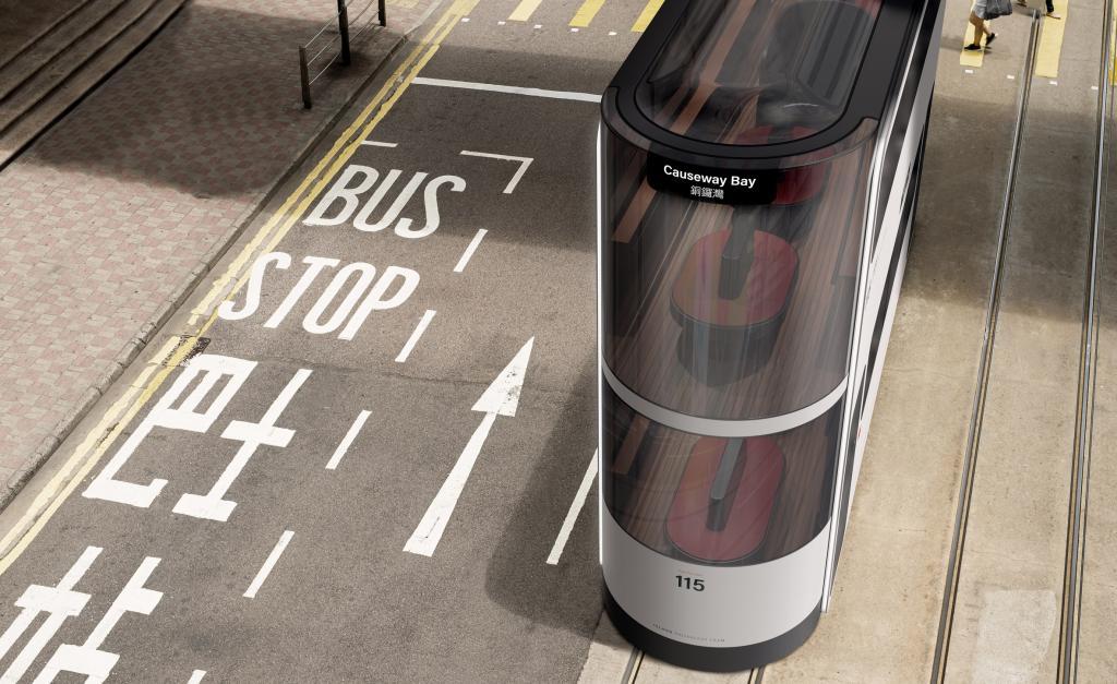 Гонконгская концепция трамвая, или Безопасное возвращение людей в общественный транспорт
