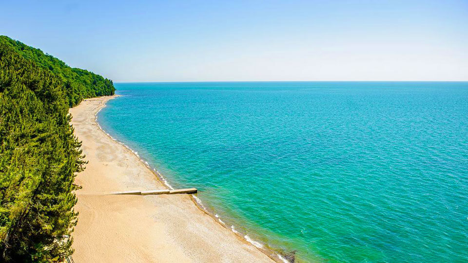 картинки черное море абхазия шерсти