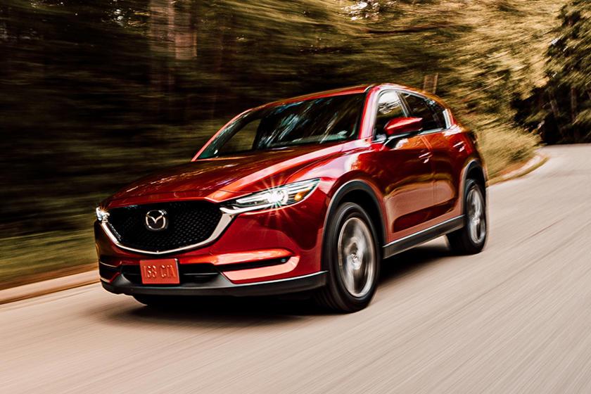 Новая заднеприводная платформа: Mazda готовит еще один суперкроссовер - CX-50