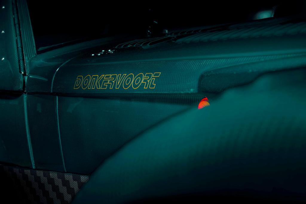 Их будет только 70: спорткар Donkervoort D8 GTO-JD70 получил облегченный кузов из углеродного волокна