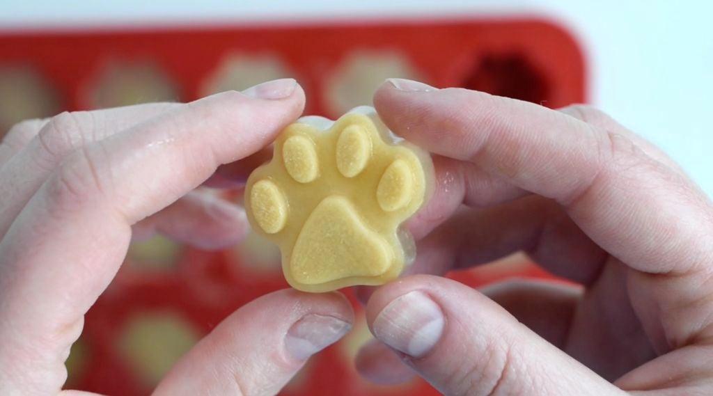 Арахисовое масло нравится не только людям: готовим мороженое для собак