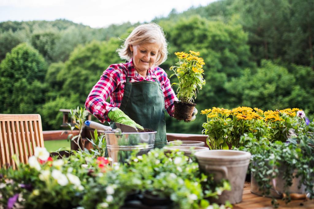 Эксперты назвали хобби, которое продлевает годы жизни: просто занимаемся садом и живем до глубокой старости 5
