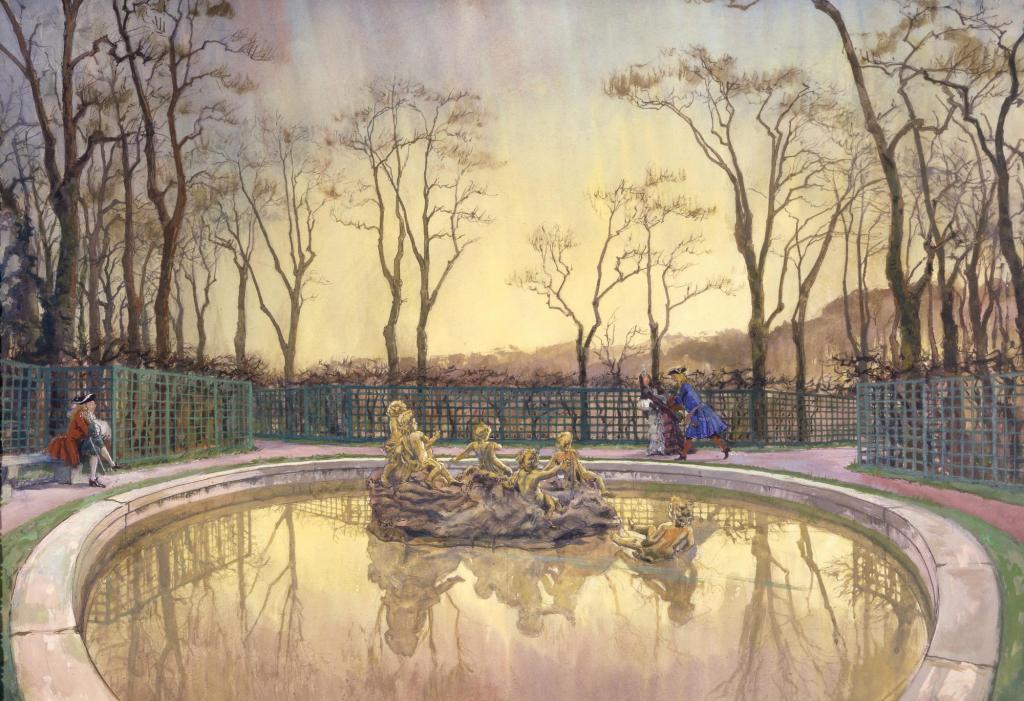 К 150-летию Александра Бенуа: в Москве откроется выставка художника, связанная со всеми сферами его творчества