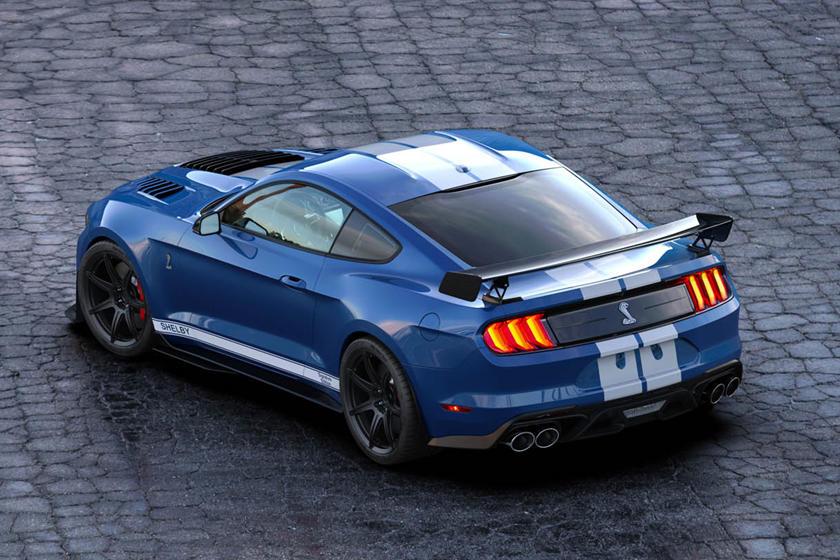 Выпуск ограничат 100 экземплярами: Shelby American выпускает новый 800-HP Mustang Shelby GT500SE