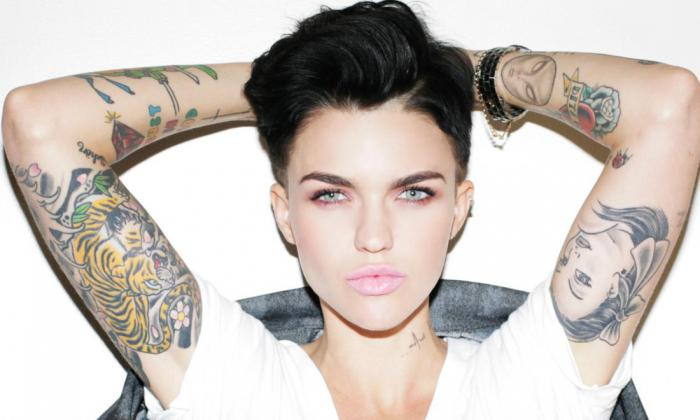 Чего не стоит гласить девице с татуировками?