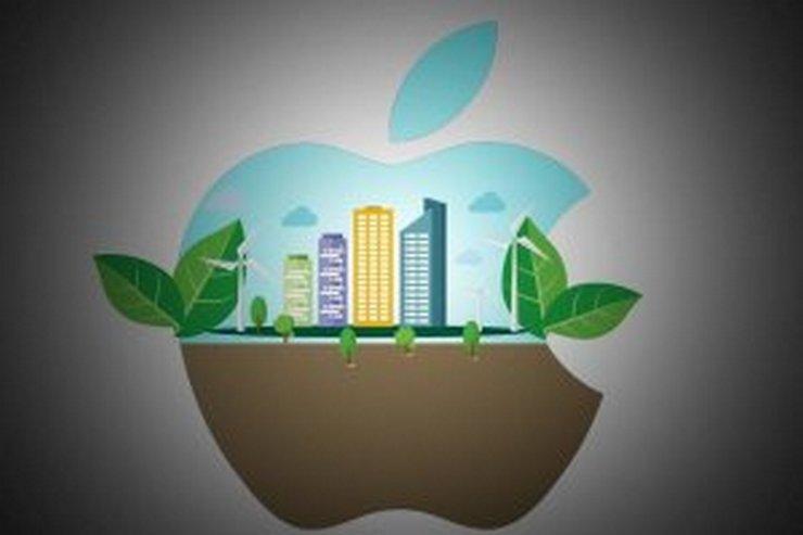 Амбициозный план: в течение следующих 10 лет Apple сократит свои выбросы на 75 % и разработает решение для оставшихся 25 %