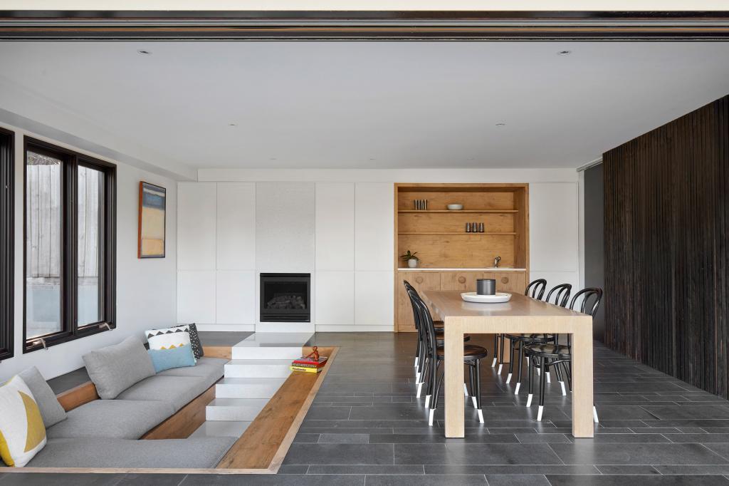 Дизайнеры спроектировали свой собственный дом в Мельбурне: как он выглядит