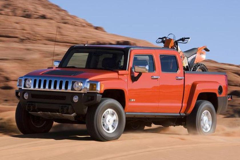 Выглядит довольно привлекательно: электрифицированная версия Hummer получила новый логотип