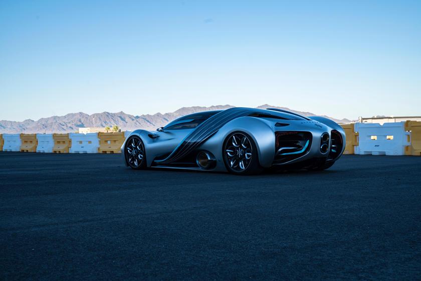 Революция транспорта: американская компания Hyperion представила водородный суперкар XP-1 с запасом хода более 1500 км