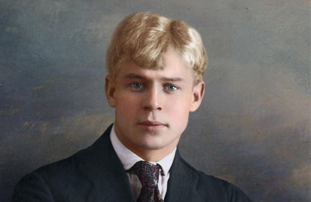 У Сергея Есенина нашлась неизвестная правнучка. Мне кажется, похожи (фото)