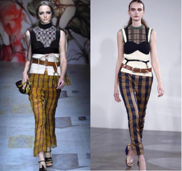 Zara скопировали юбку с бахромой от Valentino. Какие еще модные бренды были уличены в плагиате